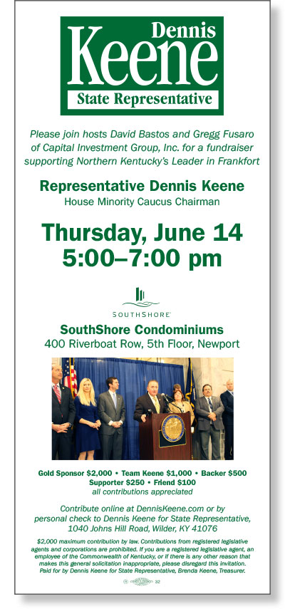 June 14 SouthShore event invitation