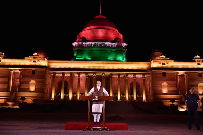 A new New Delhi?