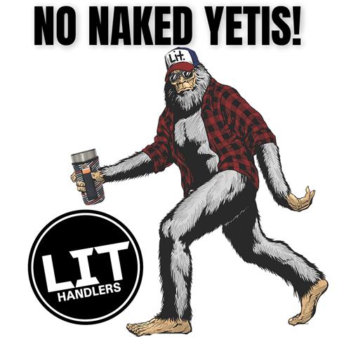 No Naked Yetis!