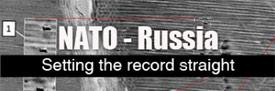 NATO-Russia, setting the record straight - banner