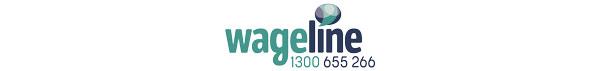 Wageline logo