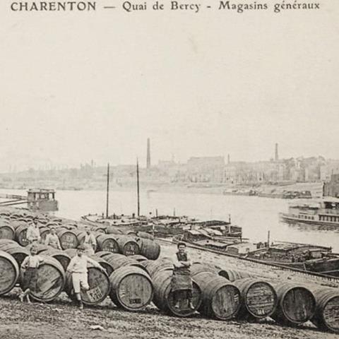 Le vin Charenton Bercy