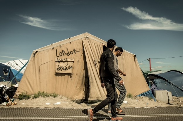 "The ""Jungle"" refugee camp in Calais, France, will be demolished, the town's mayor says."
