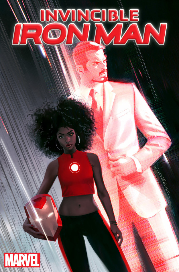 Marvel announced that a 15-year-old black girl from Chicago named Riri Williams will be taking Tony Stark's place in the Iron Man comic series.