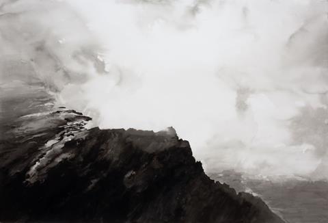 Emma Stibbon; Lava Shield (Pu'u 'O'o II), 2016