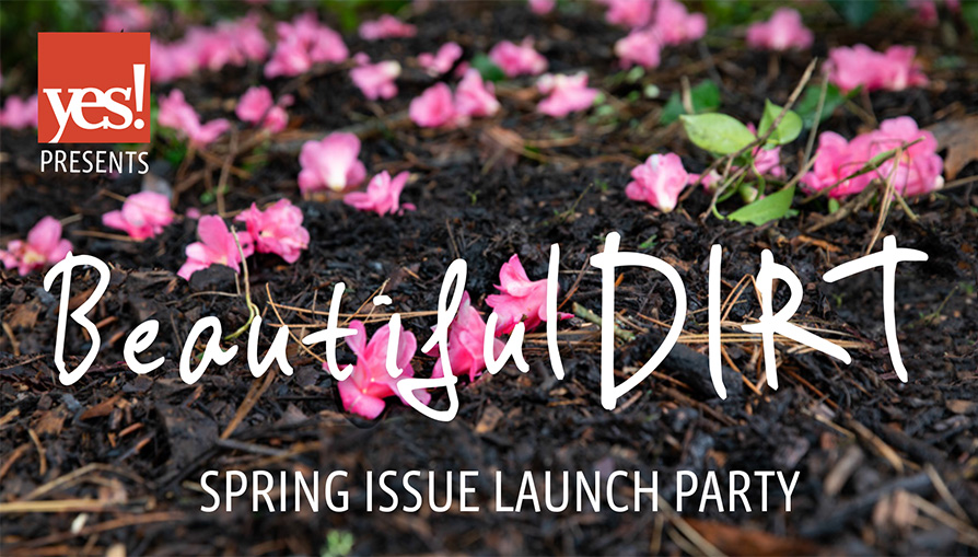 Beautiful Dirt: Spring Issue Launch Party