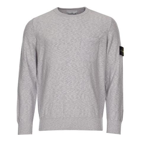 Stone Island Sweatshirt Lavender Grey